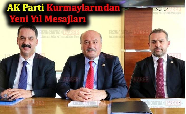 'AK Parti kadroları olarak günü değil, yüz yılları vizyon edindik.'