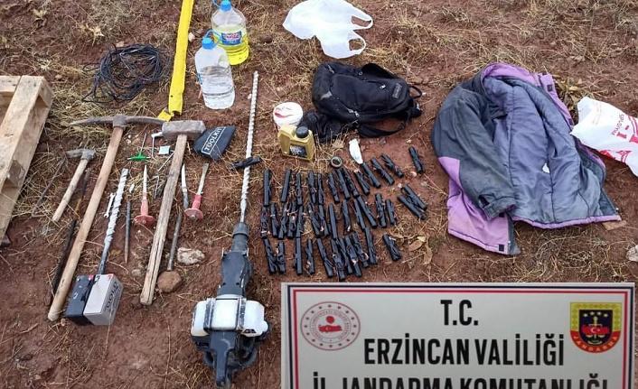 Kaçak Kazı Yapanlar Suç Üstü Yakalandı