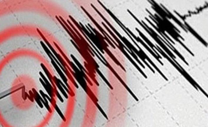 Erzincan'da 4.3 büyüklüğünde deprem!