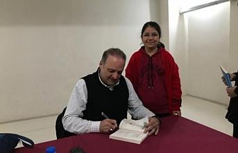 Kahramanım Fatih'in Yazarı Çelebi, Erzincan'da