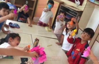 Erzincan'da Anaokullar uzaktan eğitim verecek