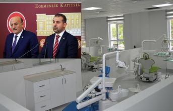 Erzincan'a 40 Adet Yeni Diş Üniti Tahsis Edildi