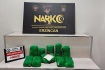 Erzincan'da Uyuşturucu Madde Ele Geçirildi