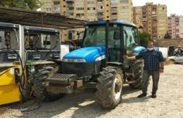 Erzincan'da Çalındı, Adana'da Bulundu