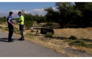 Trafik kazası;7 Yaralı
