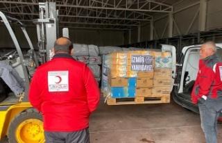 Erzincanlı Esnaftan depremzedelere yardım eli