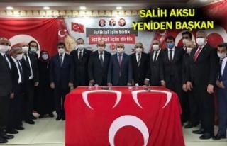 MHP Erzincan İl Kongresi Yapıldı