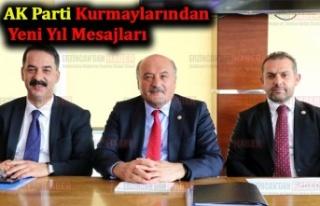 'AK Parti kadroları olarak günü değil, yüz...