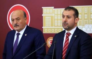 Erzincan Milletvekilleri, yapılan yatırımlar hakkında...