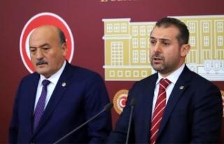 Milletvekillerinden '10 Ocak Çalışan Gazeteciler...