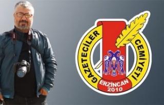 Erzincan Gazeteciler Cemiyeti 11 Yaşında
