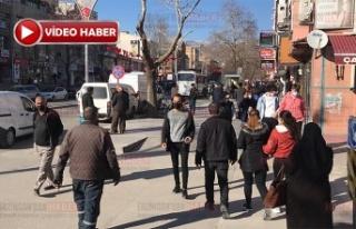 Erzincan'da Sıcak Hava Koronayı Unutturdu
