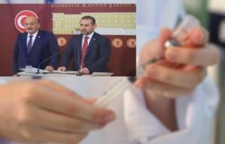 Erzincan'da uygulanan aşı sayısı 52 bini geçti