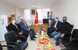 Spor Bilimleri Fakültesi Dekanlık Görevine Prof....
