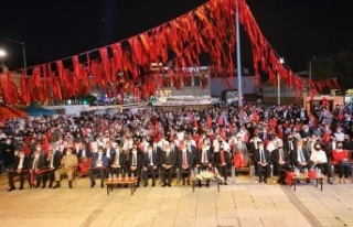 15 Temmuz Demokrasi ve Milli Birlik Günü Dolayısıyla...