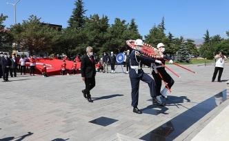 Atatürk'ün Erzincan'a gelişi törenle kutlandı