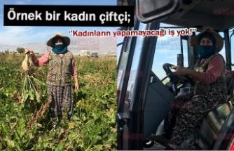 '15 Ekim, Dünya Çiftçi Kadınlar Günü'