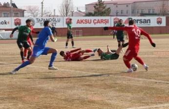 24Erzincanspor Golsüz Berabere Kaldı