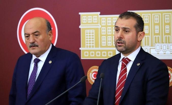 Erzincan Milletvekilleri, yapılan yatırımlar hakkında konuştu