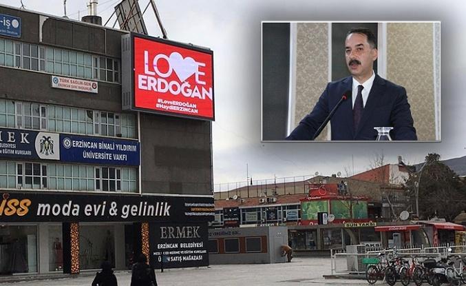 Şireci'den, 'Stop Erdoğan' yazılı ilanlara sert tepki